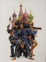 Police Academy: Mission to Moscow movie poster (1994) picture MOV_a23313a1