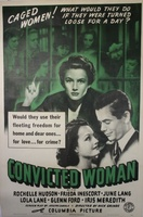 Convicted Woman movie poster (1940) picture MOV_a23c22c4