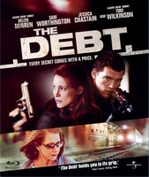 The Debt movie poster (2010) picture MOV_a23f6b60