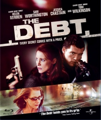 The Debt movie poster (2010) poster MOV_a23f6b60