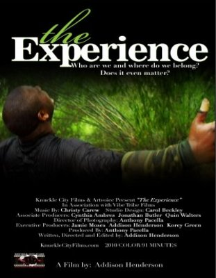 The Experience movie poster (2010) poster MOV_a23fdbe5