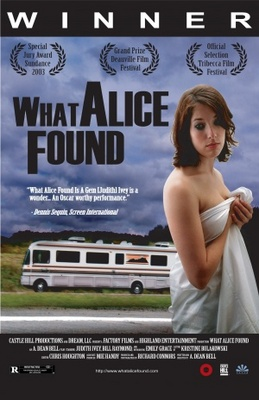 What Alice Found movie poster (2003) poster MOV_a24398ac