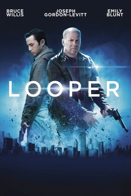 Looper movie poster (2012) poster MOV_a2458297
