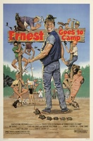 Ernest Goes to Camp movie poster (1987) picture MOV_a245e236