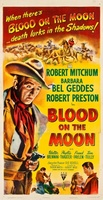 Blood on the Moon movie poster (1948) picture MOV_a248099d