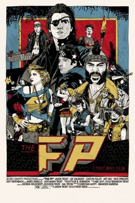 The FP movie poster (2011) poster MOV_a25226fa