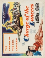 Charge of the Lancers movie poster (1954) picture MOV_a25497e3