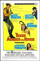 Texas Across the River movie poster (1966) picture MOV_a254e472