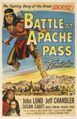 The Battle at Apache Pass movie poster (1952) poster MOV_a2596349