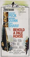 Behold a Pale Horse movie poster (1964) picture MOV_a25d8323
