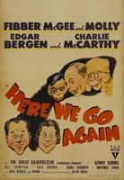 Here We Go Again movie poster (1942) picture MOV_a2603a0d