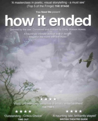 How It Ended movie poster (2011) poster MOV_a265bdb6