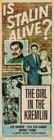 The Girl in the Kremlin movie poster (1957) picture MOV_a267aca0