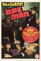 The Ape Man movie poster (1943) picture MOV_a26936e2