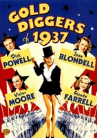 Gold Diggers of 1937 movie poster (1936) picture MOV_a274bae2