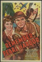 Remember Pearl Harbor movie poster (1942) picture MOV_a2767fb5
