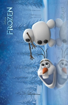 Frozen movie poster (2013) poster MOV_a277dbc4