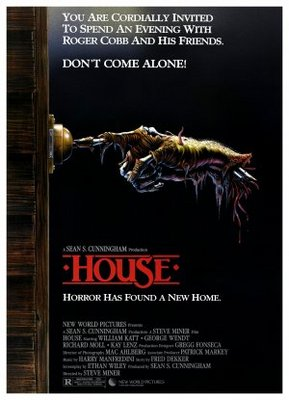 House movie poster (1986) poster MOV_a27863f9