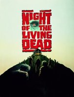 Night of the Living Dead movie poster (1990) picture MOV_a278808f