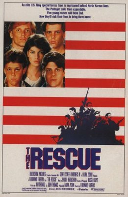 The Rescue movie poster (1988) poster MOV_a27a65ce