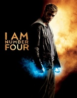 I Am Number Four movie poster (2011) picture MOV_a27a6c2d