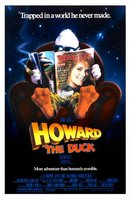 Howard the Duck movie poster (1986) picture MOV_a27c2563
