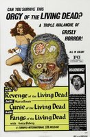 Children Shouldn't Play with Dead Things movie poster (1972) picture MOV_a27e691c