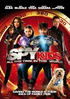 Spy Kids 4: All the Time in the World movie poster (2011) picture MOV_a28206d8