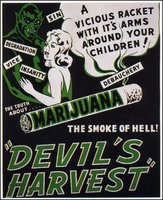 Devil's Harvest movie poster (1942) picture MOV_a28a4802