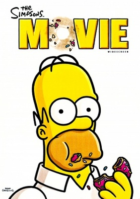The Simpsons Movie movie poster (2007) poster MOV_a28a5d60