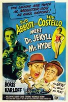 Abbott and Costello Meet Dr. Jekyll and Mr. Hyde movie poster (1953) picture MOV_a28a87b4