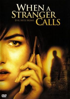 When A Stranger Calls movie poster (2006) poster MOV_a293be56