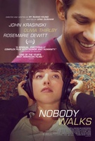 Nobody Walks movie poster (2012) picture MOV_a2945d09