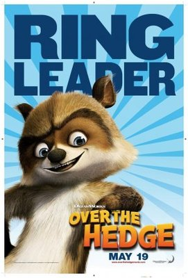 Over The Hedge movie poster (2006) poster MOV_a2953c3a