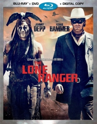 The Lone Ranger movie poster (2013) poster MOV_a297313d