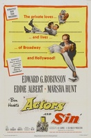 Actor's and Sin movie poster (1952) picture MOV_a2a045bc
