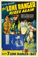 The Lone Ranger Rides Again movie poster (1939) picture MOV_a2a2b750