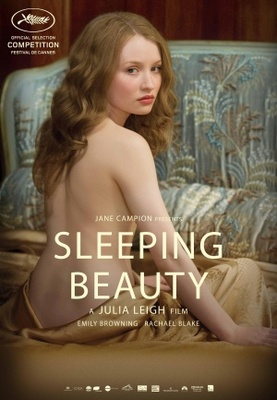 Sleeping Beauty movie poster (2011) poster MOV_a2b04728