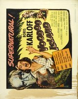 Voodoo Island movie poster (1957) picture MOV_a2b3151b