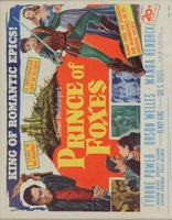 Prince of Foxes movie poster (1949) picture MOV_a2b3181a