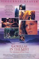 Gorillas in the Mist: The Story of Dian Fossey movie poster (1988) picture MOV_a2be36f5