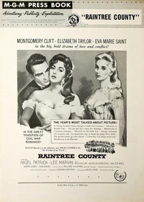Raintree County movie poster (1957) poster MOV_a2bea211