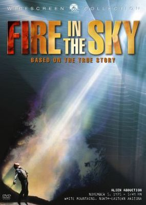 Fire in the Sky movie poster (1993) poster MOV_a2c7761e