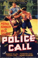 Police Call movie poster (1933) picture MOV_a2d4a3a7
