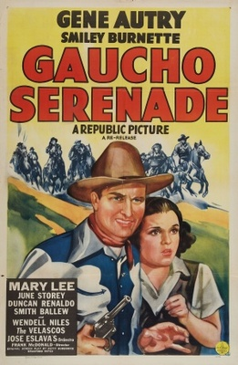 Gaucho Serenade movie poster (1940) poster MOV_a2d91ef9