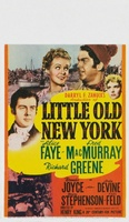 Little Old New York movie poster (1940) picture MOV_a2d9a0a7