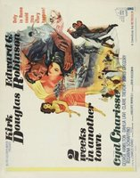 Two Weeks in Another Town movie poster (1962) picture MOV_a2db4986
