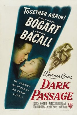 Dark Passage movie poster (1947) poster MOV_a2deb39f