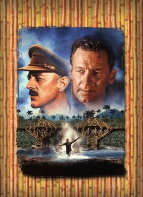 The Bridge on the River Kwai movie poster (1957) poster MOV_a2e4710c