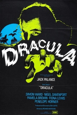 Dracula movie poster (1973) poster MOV_a2e96d3c